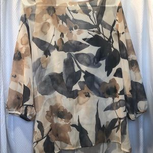 Sweet Pea blouse from New York and Company